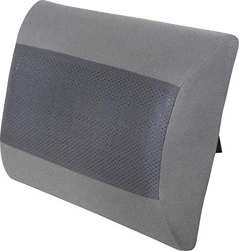 HelpAccess Cuscino Multifunzionale in Gel e Memory Foam, Sostegno ergonomico per Zona Lombare,...