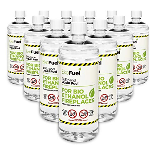Bioethanol Fuel for Fires,12L, Free Next Business Day, 1 Hour ETA Delivery to Mainland UK for Orders Placed Before 3pm. 9,000 Ebay Reviews. Bio Ethanol Liquid Fuel for bioethanol Fires. (12L)