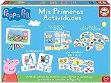 Educa-Mis Primeras Actividades Peppa Pig Juego Educativo para Bebés, Multicolor (17249)