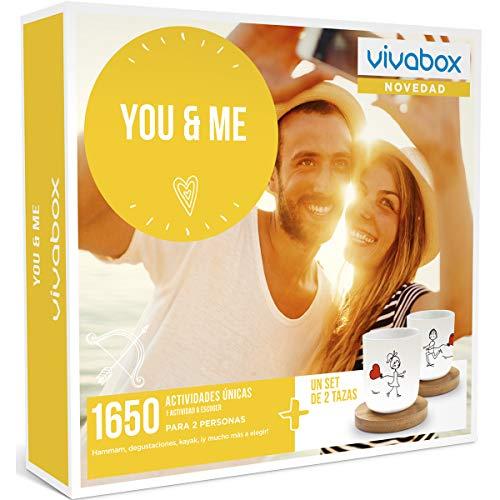 VIVABOX Caja Regalo-You & ME-1.650 Actividades. Incluye: un Juego de 2...