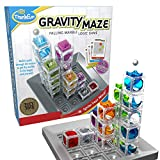 ThinkFun Gravity Maze Marble Run Logic Game and STEM Toy for Boys and Girls Age 8 and Up – Toy of the Year Award winner