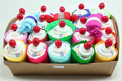 Cupcake Pannolini