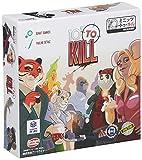 アークライト 10ミニッツ・トゥ・キル 完全日本語版 (2-4人用 10分 14才以上向け) ボードゲーム
