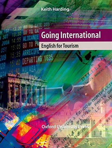 Going International. Student's Book: English for Tourism