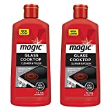 Magic Glass Cooktop Cleaner & Polish 16Oz. Bottle Pack 3