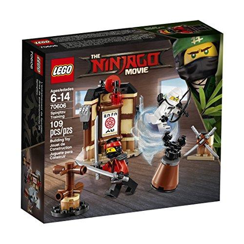 LEGO Ninjago Movie Spinjitzu Training 70606 Building Kit (109 Piece)