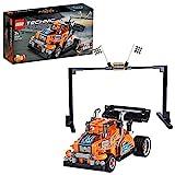 LEGO Technic, Le camion de course vers voiture de course, Modèle 2in1, Moteur...