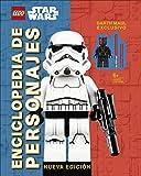 LEGO Star Wars Enciclopedia de personajes: Nueva edición