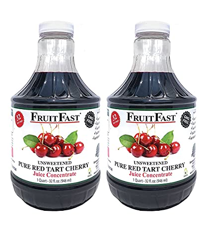 FruitFast Red Tart Cherry Juice Concentrate