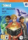 Erkunde die Welt des Übernatürlichen und erlerne die Zauberkunst in Die Sims 4 Reich der Magie. Die ländliche Kleinstadt mag vielleicht aussehen wie jede andere Nachbarschaft, aber sobald das geheime Portal geöffnet wurde, beginnt die wahre Magie. De...