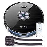 Muzili Aspirateur Robot, Aspirateur Puissant Wi-FI Alexa Télécommande...