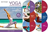 Yoga for Beginners Deluxe 6 DVD Set: 8 Yoga Video Routines for Beginners. Includes Gentle Yoga Workouts to Increase Strength & Flexibility