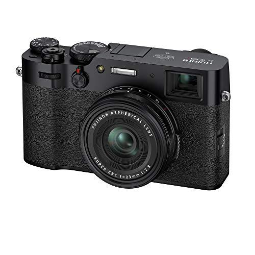 FUJIFILM デジタルカメラ X100V ブラック X100V-B