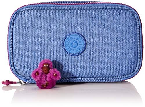 Kipling 50 PENS Zaino, Blu (Dew Blue)
