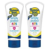 Banana Boat Simply Protect Tear Free, Reef Friendly Sunscreen Lotion for Kids, Broad Spectrum SPF...