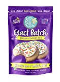Fun for All Foods Exact Batch Sugar Cookie Mix - Resealable bag lets you bake some now, bake some later