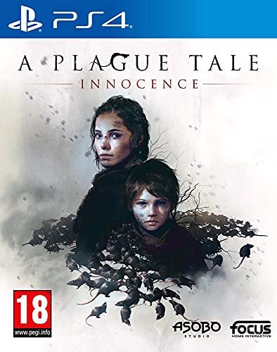Focus A Plague Tale Innocent PS4A Plague Tale Innocence PS4