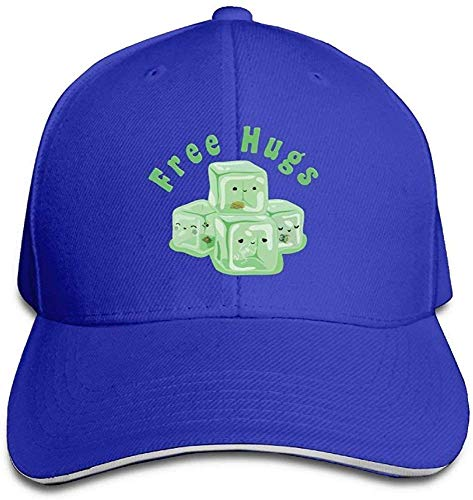 angwenkuanku Baseball Caps Gelatinous Hugs Cool Sandwich Cap Trucker...