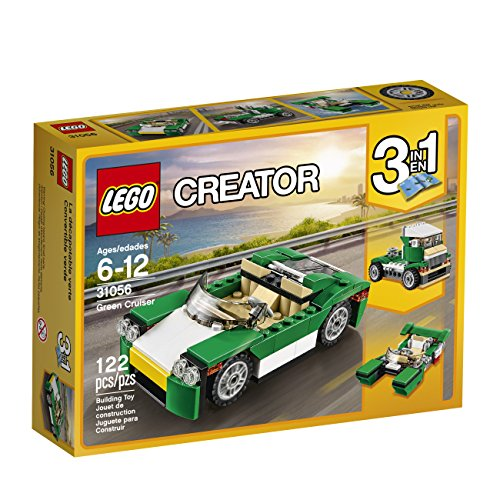 Lego Creator Green Cruiser 31056 Building Kit