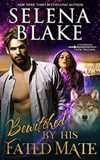 Bewitched by His Fated Mate by [Selena Blake, Tanya Saari]