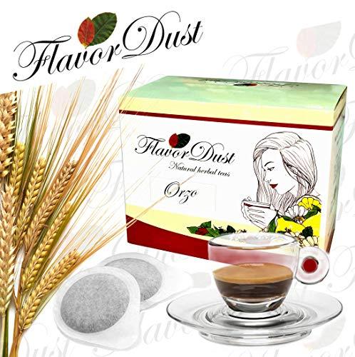 CIALDE CAFFE Tisane 30 pz FLAVORDUST Orzo Espresso - ESE Formato standard 44 mm.