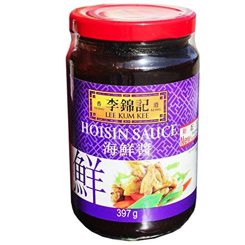 Lee Kum Kee - Hoisin Sauce - 3er Pack (3 x 397g) - Original chinesisch
