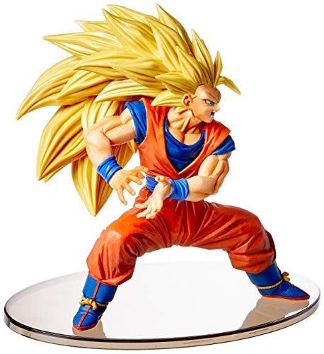 Action Figure - Dragon Ball Z - Goku Saiyajin 3 Special Bandai Banpresto Multicor