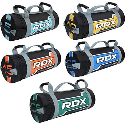 RDX Sandbag Fitness Workout Saco Peso Power Bag Ejercicio Pelota...