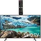 "Samsung Smart TV 58"" inch 4K UHD Flat Screen TV (UN58RU7100FXZA) with HDR, Google, Apple & Alexa..."