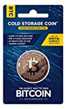 Bitcoin Cold Storage Coin Store   1AV Ounce 999 Fine Copper   Securely Store & Encrypt Cryptocurrencies