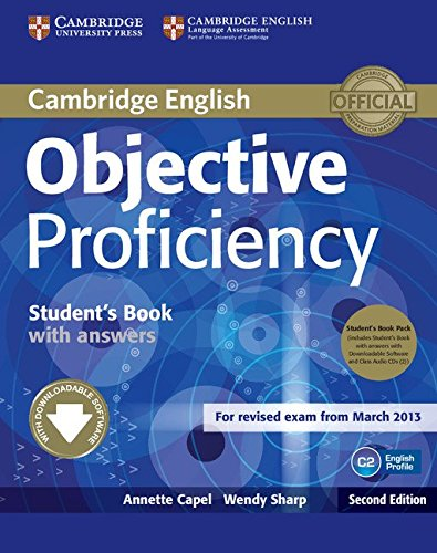 Objective Proficiency 2nd Student's Book Pack (Student's Book with Answers with Downloadable Software and Class Audio CDs (2))