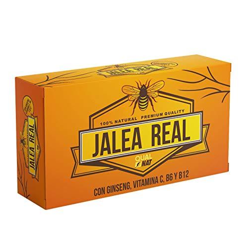 Jalea Real con Ginseng Rojo | Vitamina C | Vitaminas B6 y B12 | Aporta...
