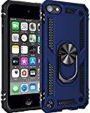 ULAK Coque iPod Touch 7, Étui 2 en 1 iPod Touch 6/5 TPU Souple + Rigide PC...