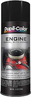 Dupli-Color – EDE161307 Engine Enamel,Black,16 oz. Size