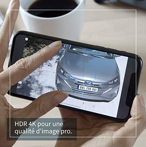 51Iw4NIEJQL._SL500_ [Bon plan] Pack Arlo composé de : Caméra Ultra 4K Hdr Avec Station D'Acceuil et Support Aimanté Blanc Conçu Pour Arlo Ultra Et...