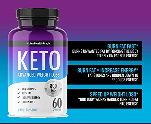 QFL NUTRA Keto Diet Pills - exogenous Ketones-Utilize Fat for Energy with Ketosis - Boost Energy & Focus, Manage Cravings, Support Metabolism - Keto BHB Supplement for Women and Men - 90 Day Supply 7