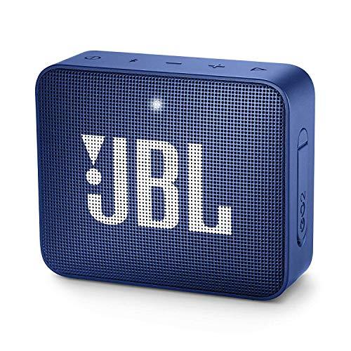 JBL GO 2 - Mini Enceinte Bluetooth portable - Étanche pour piscine & plage...