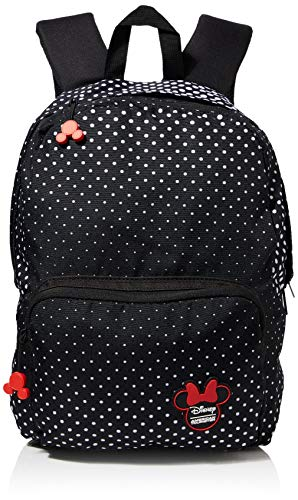 American Tourister Disney Mochila tipo casual, 40 cm, 22 liters, Multicolor (Minnie Mouse Polka Dot)