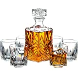 Paksh Novelty 7-Piece Italian Crafted Glass...