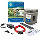PetSafe Wireless Fence Pet Containment System, Covers up to 1/2 Acre, for Dogs over 8 lb, Waterproof...