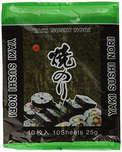 Sushi King Algas Nori Yakinori - 25 gr