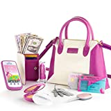 Litti Pritti Princess Toys Little Girls Purses - Pretend Play My First Purse Set - Fashionably...