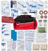 Lifeline Team Sport Coach First Aid and Safety Kit, Stocked with Essential First aid Components for Emergencies Resulting from Outdoor and Team Sports Activities