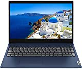 2021 Newest Lenovo Ideapad 3 Laptop, 15.6' HD Touchscreen, 10th Gen Intel Core i3-10110U Processor, 12GB Memory, 512GB PCIe SSD, HDMI, Webcam, Wi-Fi, Bluetooth, Windows 10 Home, KKE Mousepad, Blue