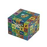 Coffret Musique Cube Drôles de Petites Bêtes - Figurine Abeille