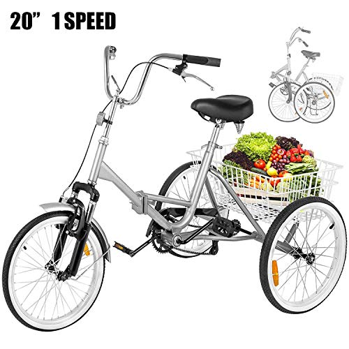 51JC+YxD0dL - 7 Best Adult Tricycles to Help You Stay Fit As You Age