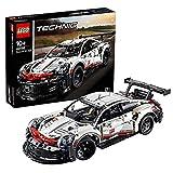 LEGO 42096 Technic Porsche 911 RSR, Set Voiture de Course Détaillée à...