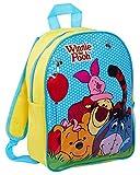 Disney Winnie The Pooh Mochila de bolsillo lateral, amarillo (Amarillo) - MNCK9993