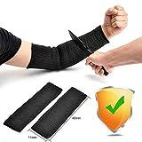 Arm Protection Sleeve, Cut Resitant 40cm Burn Resistant Anti Abrasion...