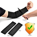 Arm Protection Sleeve, Cut Resitant 40cm Burn Resistant Anti Abrasion...